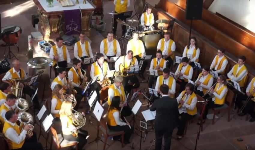 Kirchenkonzert des Musikverein Meißenheim