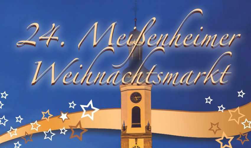 Einladung zum 24. Weihnachtsmarkt