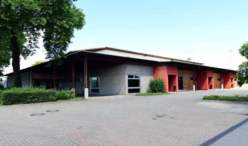 Sporthalle Meißenheim