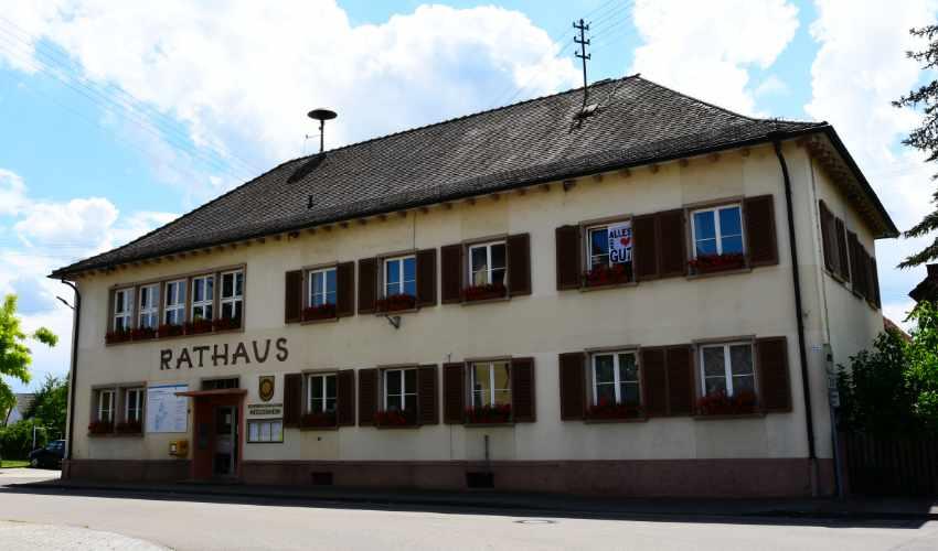 Altes Rathaus Meißenheim