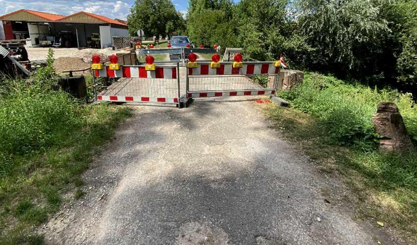 Unditz Brücke