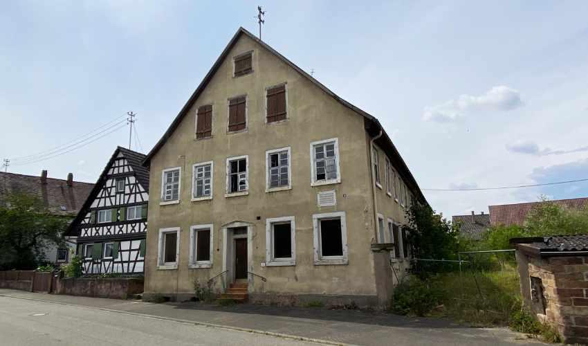 Ehemaliges Gasthaus Kreuz