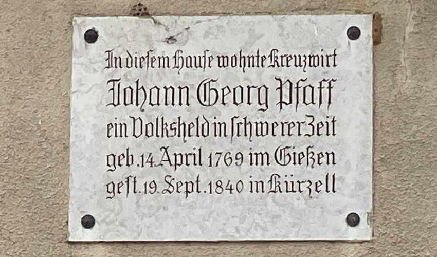 Johann Georg Pfaff
