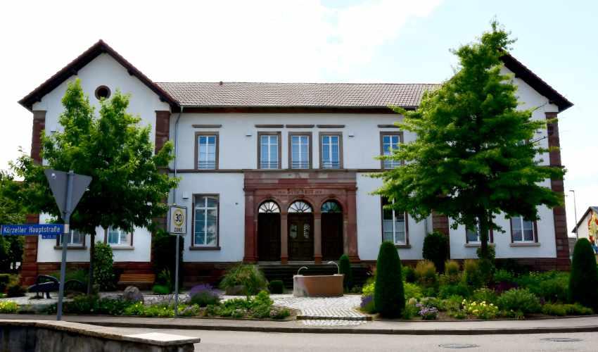 Altes Schulhaus in Kürzell