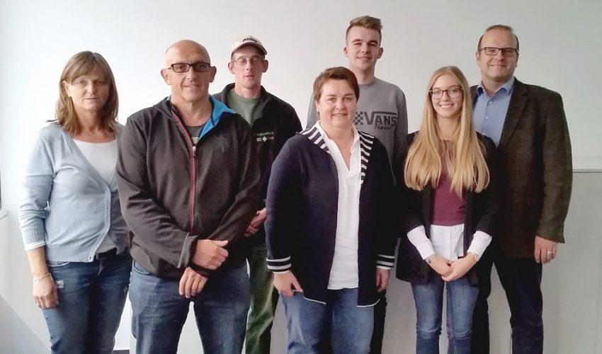 Die Gemeinde Meißenheim begrüßt ihre neuen Mitarbeiter/innen