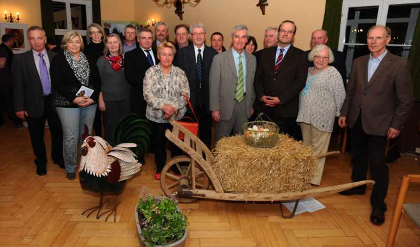 Friederike Brion Ausstellung eröffnet