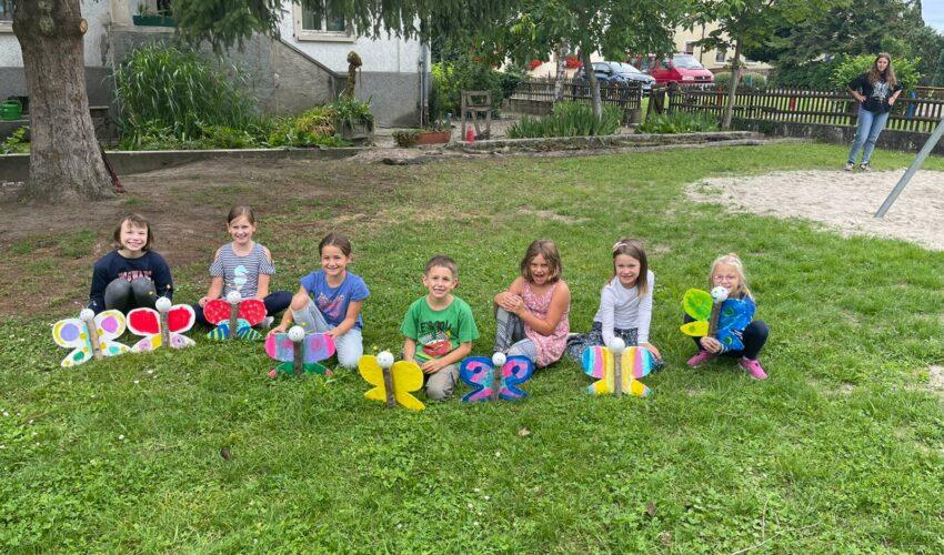 Sommerferienprogramm sorgt für Spaß und Abwechslung
