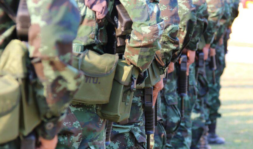 Militärische Übung vom 20.09.2021 bis 23.09.2021
